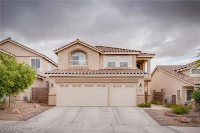 Centennial Hills Single Family Home For Sale: 9620 Atwood Avenue