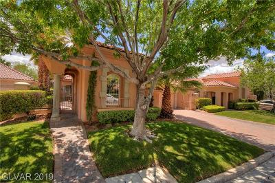 Henderson Single Family Home For Sale: 43 Via Paradiso Street