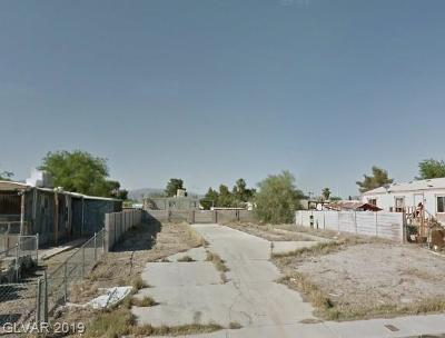 North Las Vegas Residential Lots & Land For Sale: 3304 Bartlett Avenue