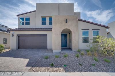 North Las Vegas Single Family Home For Sale: 6837 Peakview Street
