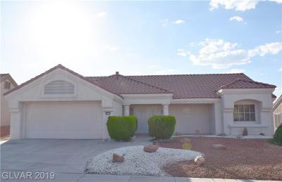 Las Vegas Single Family Home For Sale: 2535 Sungold Drive