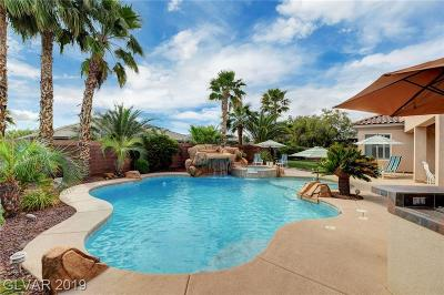 Las Vegas Single Family Home For Sale: 7290 Sea Anchor Court