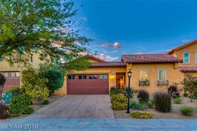 Henderson NV Single Family Home Under Contract - Show: $599,000
