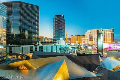 Veer Towers High Rise For Sale: 3722 Las Vegas Boulevard #1408