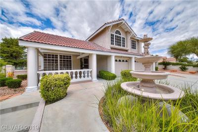 Boulder City Single Family Home For Sale: 1580 Bermuda Dunes Drive