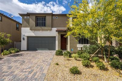Clark County Single Family Home For Sale: 4016 Carol Bailey Avenue