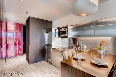Trump Intl Hotel & Tower-, Trump Intl Hotel & Tower- Las, Signature At Mgm, Palms Place A Resort Condo & S, Vdara Condo Hotel, Platinum Resort Condo High Rise For Sale: 4381 Flamingo Road #2009