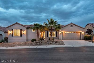 Henderson, Las Vegas Single Family Home For Sale: 2976 Foxtail Creek Avenue
