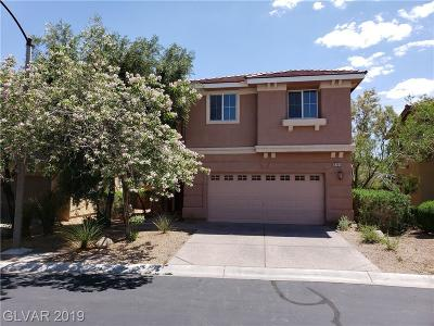 Clark County Single Family Home For Sale: 9209 National Park Drive