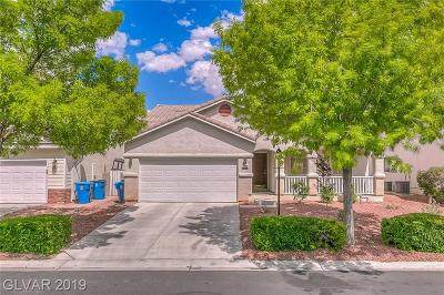 Single Family Home Under Contract - No Show: 7732 Natures Song Street