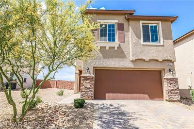 Clark County Single Family Home For Sale: 8230 Grizzly Peak Drive