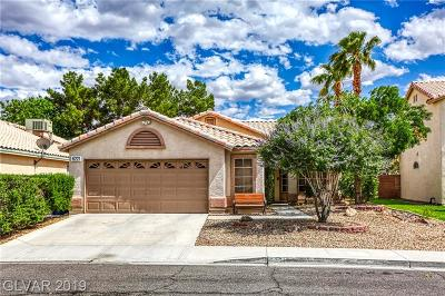 Las Vegas NV Single Family Home Under Contract - Show: $249,799