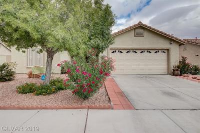 North Las Vegas Single Family Home For Sale: 5314 Edna Crane Avenue