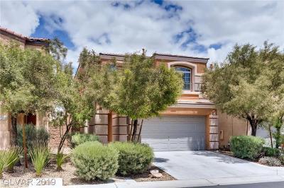 Clark County Single Family Home For Sale: 7940 Capistrano Valley Avenue