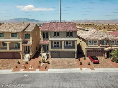 Las Vegas  Single Family Home For Sale: 8525 Silver Coast Street