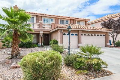 Las Vegas Single Family Home For Sale: 8317 Fawn Heather Court