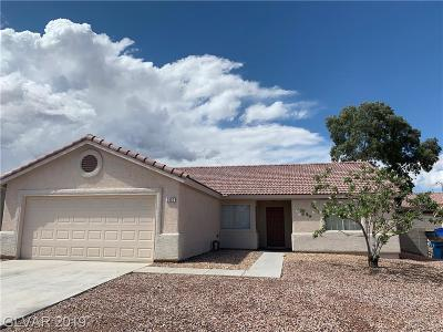 North Las Vegas Single Family Home For Sale: 2902 Crisp Wind Court