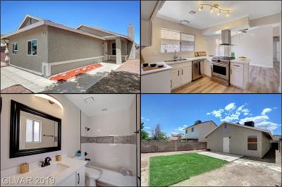 Henderson Single Family Home For Sale: 549 Liverpool Avenue