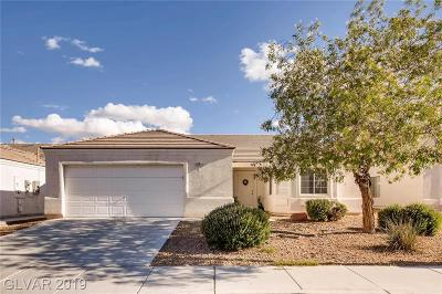 North Las Vegas Single Family Home For Sale: 1941 West Hammer Lane