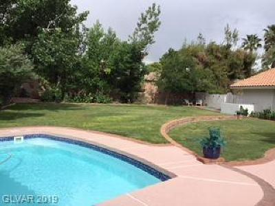 Single Family Home For Sale: 3111 Monte Rosa Avenue