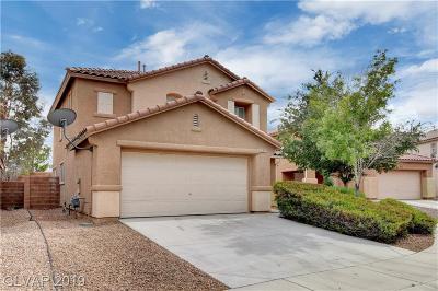 Aliante Parcel 21, Aliante Parcel 27 Single Family Home For Sale: 2817 Cedar Bird Drive