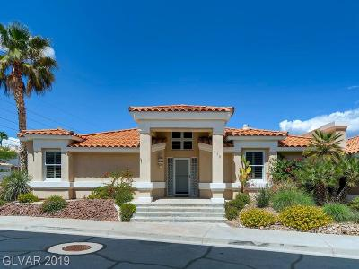 Boulder City Condo/Townhouse Under Contract - Show: 150 Desert Valley Drive