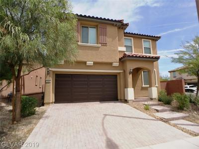 Las Vegas  Single Family Home For Sale: 7598 Canyon Diablo Avenue