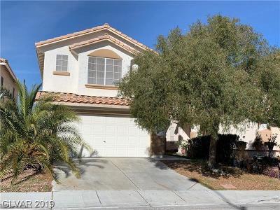 Silverado Ranch Single Family Home For Sale: 10011 Perceval Street