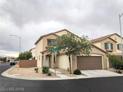 Las Vegas Single Family Home For Sale: 6630 Boom Town Drive