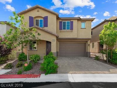 Single Family Home Under Contract - No Show: 7845 Blue Lake Peak Street