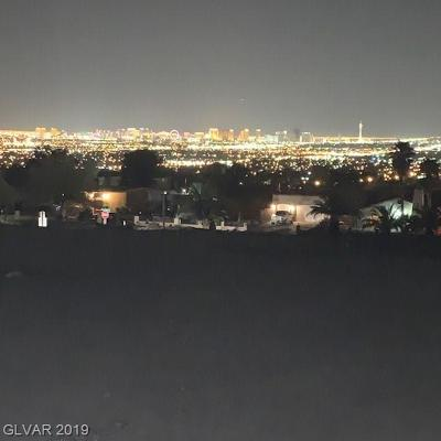 Las Vegas NV Residential Lots & Land For Sale: $175,000