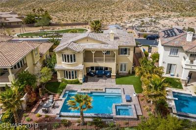 Las Vegas Single Family Home For Sale: 2190 Country Cove Court
