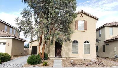 Clark County Single Family Home For Sale: 7746 Harp Tree Street