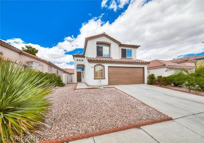Spring Valley Single Family Home For Sale: 7886 Fall Harvest Drive