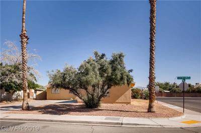 Las Vegas NV Single Family Home For Sale: $239,899