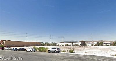 Las Vegas NV Residential Lots & Land For Sale: $2,300,000