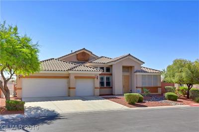 North Las Vegas Single Family Home For Sale: 6612 Trumpeter Street