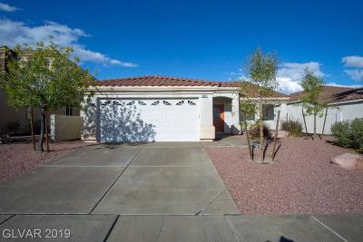 Las Vegas Single Family Home For Sale: 740 Camino Del Ray