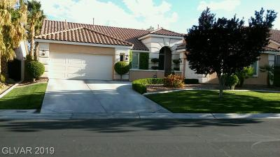 Rhodes Ranch Single Family Home For Sale: 9913 Wonderful Day Drive
