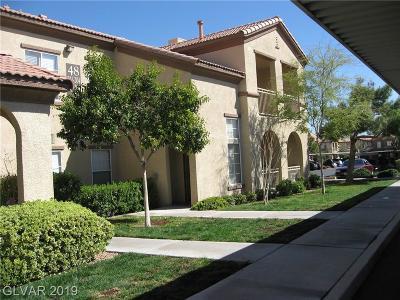 Centennial Hills Condo/Townhouse For Sale: 3845 Wiggins Bay Street #202