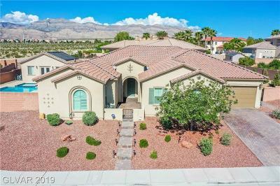 Las Vegas Single Family Home For Sale: 6805 Willowcroft Street