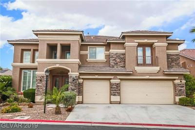 Las Vegas Single Family Home For Sale: 9012 Rockville Avenue