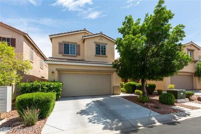 Clark County Single Family Home For Sale: 9231 Cabin Cove Avenue