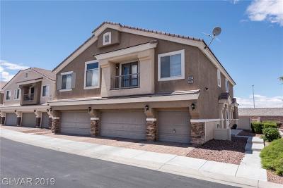North Las Vegas Condo/Townhouse For Sale: 6645 Lookout Lodge Lane #1