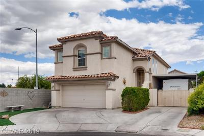 Centennial Hills Single Family Home For Sale: 7609 Charm Court