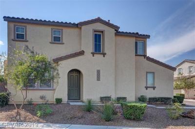 Enterprise Single Family Home For Sale: 9145 White Rock Peak Street