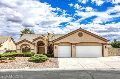 Centennial Hills Single Family Home For Sale: 6781 Alpine Brooks Avenue