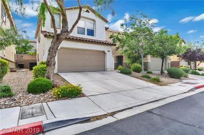 Henderson Single Family Home For Sale: 627 Moonlight Stroll Street