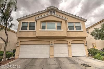 Las Vegas NV Condo/Townhouse For Sale: $220,000