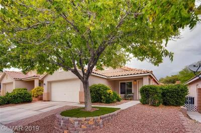Las Vegas NV Single Family Home For Sale: $265,000